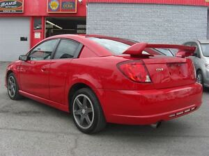 2007 Saturn Ion Red Line SuperCharged *Leather / sunroof* London Ontario image 2