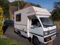 Bedford/Suzuki Bambi campervan