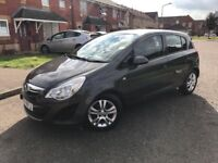Vauxhall corsa 2011 facelift 5door 1.2