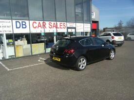2010 10 VAUXHALL ASTRA 1.6 SRI 5D 113 BHP **** GUARANTEED FINANCE **** PART EX WELCOME