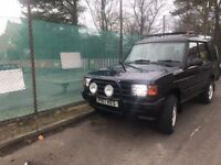 1997 landrover discovery swap for road quad