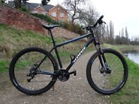 "Kona Lavadome 29 er. Frame size 21"". Great Condition. 24 speeds, Hydraulic Brakes."