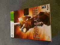 Fable 3 limited collectors edition