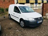 Volkswagen caddy 2.0 sdi Diesel 2010 reg 1 year mot no vat excellent condition px welcome