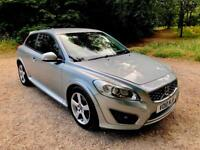 2010 Limited Edition VOLVO C30 R-DESIGN 1.6, Long MOT, Full Service History, 1 Owner, ONLY 76K