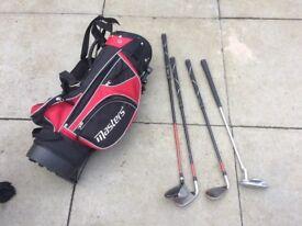 Junior Golf Set suit ages 4 - 7