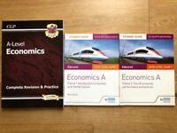 A-Level Economics Books