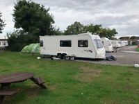 2008 Bailey Pageant 6 Berth, Fixed Bed, twin axle caravan