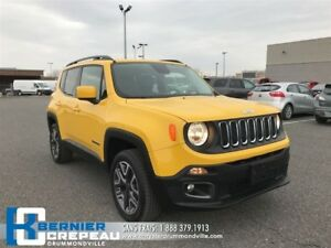 2015 Jeep Renegade North **ENS. CHAUFFANT, CAMERA, PLAN D'OR**