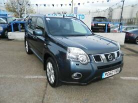 NISSAN X-TRAIL 2.0 TEKNA DCI 5d 171 BHP A GREAT EXAMPLE INSIDE AN (blue) 2010