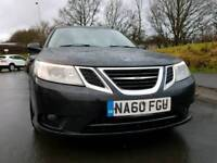 Saab 9-3 1.9 TTiD Edition TWIN TURBO with 12 MONTHS MOT AIR CON HEATED SEATS BLUETOOTH LED LIGHTS