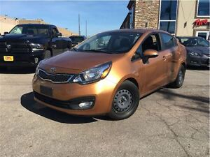 2013 Kia Rio EX COOL COLOUR!! SUNROOF HEATED FRONT SEATS
