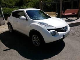 2011 Nissan juke Acenta sport