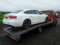Fast - Cheap Car Recovery collection and delivered service UK Europe 07476609074