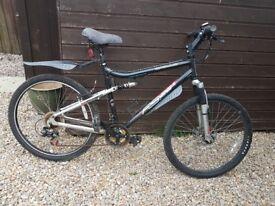 """20"""" Apollo GS21 S mens mountai bike"""