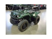 2016 yamaha grizzly 350 4wd atv quad