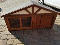 Small Animal/Rabbit Hutch Cage