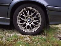 BMW 16'' Style 42 alloy wheels set of 4 5x120