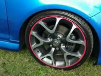 Alloy Wheel Rim Protector