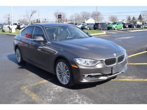 2013 BMW 3 Series LUXURY XDRIVE CUIR TOIT MAGS NAV