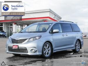 2014 Toyota Sienna SE 8 Passenger 8-SEATS POWER,SLIDING DOORS