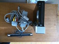 Nintendo Wii With Games For Sale