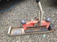 Kx 4000 Sthilson edge block cutter
