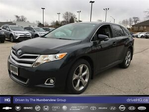 2014 Toyota Venza Base V6 | ACCIDENT FREE | HEATED LEATHER |
