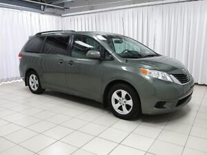 2013 Toyota Sienna VALUE PRICED AND GREEN LIGHT CERTIFIED!! LOW