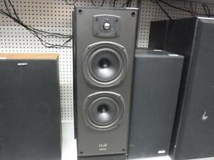 Celestion DL12 Series Two Tower Speakers. We Sell Used Audio. 112472