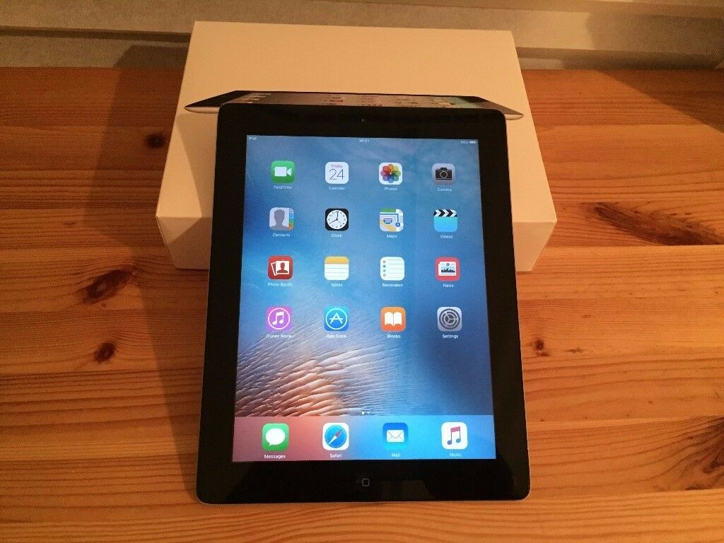 Apple iPad 2nd Gen - 16Gb - Wifi