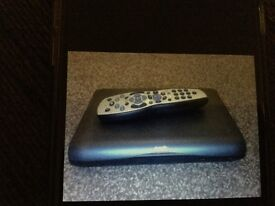 Used small Sky multi room box for sale