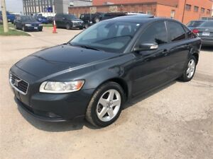 2010 Volvo S40 LEATHER/POWER SUNROOF