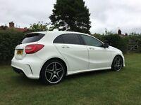 Mercedes-Benz A220 CDI 7G-DCT 2014 14 Reg AMG Sport Night Edition