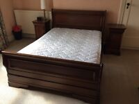 Willis & Gambier Louis Philippe collection full bedroom set
