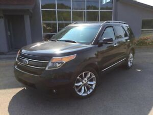 2011 Ford Explorer Limited AWD, GPS, TOIT-PANO, CUIR, 7 PASSAGER
