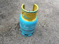 Butane gas bottle (7kg almost full)