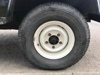 Landrover Defender Wheels