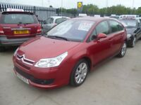 Citroen C4 VTR+ HDI,1560 cc 5 door hatchback,FSH,clean tidy car,runs and drives well,great mpg
