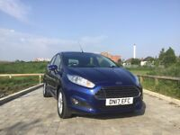 Ford Fiesta 1.0 Zetec 2017 Only £6995