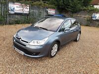 2006 Citroen C4 2.0 HDi 16v Exclusive with 6mths MOT