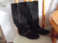 Ladies Hillfiger Boots size 6