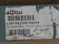 Mazda Pick-up / Ford Ranger NEW Rear Spring