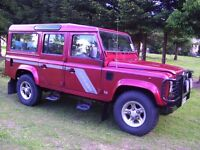 wanted land rover defenders 90/110, any age and condition (300tdi/td5/tdci) diesel