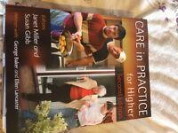 Social Care student books