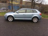 2008/08 Audi A3✅2.0TDI✅SE SPORTBACK✅VERY CLEAN EXAMPLE✅