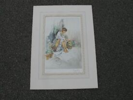Gordon King LE Signed Print