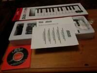 Akai LPK25 Professional midi keyboard+Ableton discount voucher (New, still boxed)