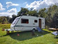 Abbey GTS Vogue 416 4 Berth Caravan 2002