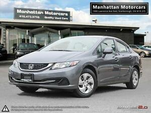 2013 HONDA CIVIC AUTOMATIC |1 OWNER|PHONE|HEATED SEATS|WARRANTY
